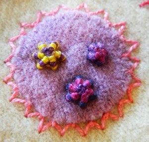 Sue Spargo Eleganza Perle 8 Thread – Fuchsia Fever EZ22