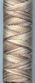 Sue Spargo Eleganza Perle 8 Thread – Sand Dollar EZM03
