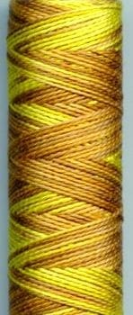 Sue Spargo Eleganza Perle 8 Thread – Golden Rules EZM06