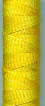 Sue Spargo Eleganza Perle 8 Thread – Solar Yellow EZM08