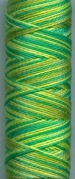 Sue Spargo Eleganza Perle 8 Thread – Lettuce Wrap EZM14