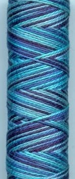 Sue Spargo Eleganza Perle 8 Thread – Deep Cove EZM18
