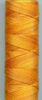 Sue Spargo Eleganza Perle 8 Thread – Crushed Clementine EZM30