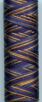 Sue Spargo Eleganza Perle 8 Thread – In the Navy EZM38