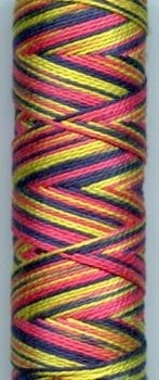Sue Spargo Eleganza Perle 8 Thread – Wild Card EZM40