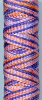 Sue Spargo Eleganza Perle 8 Thread – Wallflower EZM53