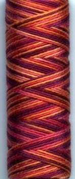 Sue Spargo Eleganza Perle 8 Thread – Torch Lily EZM54
