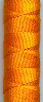Sue Spargo Eleganza Perle 8 Thread – Orange Crush EZ15