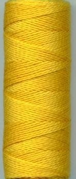 Sue Spargo Eleganza Perle 8 Thread – Lemon Curd EZ18