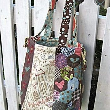 Home Sewn Sampler Bag Pattern