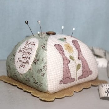 Ma Bunny Pincushion
