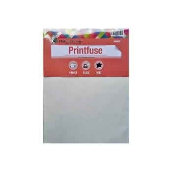 Printfuse A4 Sheets- Set of Five