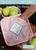 The Pear Pot Holder