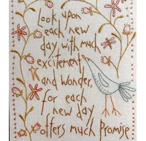New Day Stitchery