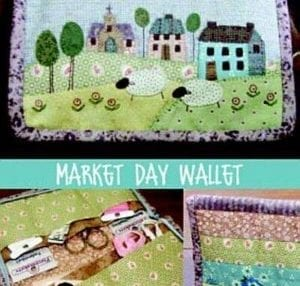 Market Day Wallet