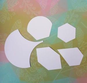 Pre-cut Paper Shapes