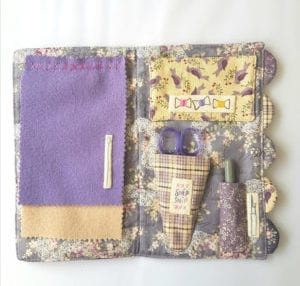 Sewing Mouse Needlebook