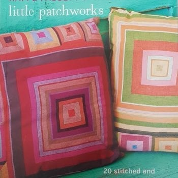 Kaffe Fassett's Brilliant Little Patchworks
