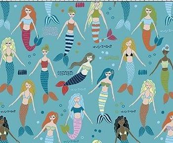 Mermaids & Unicorns 3Mer-1