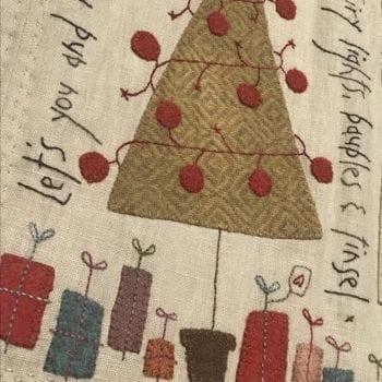 The Santa, The Tree, The Turkey and Me