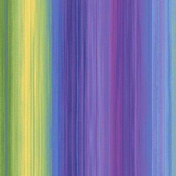 Pansy Paradise – Multi Stripes – C7729