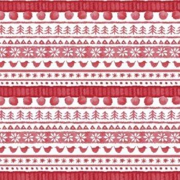 Warm Wishes – Sweater Stripe  – MAS6314-R