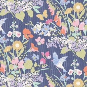 Tilda – Gardenlife – Garden Life Blue 100318