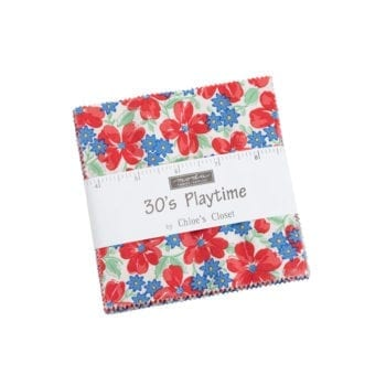 30's Playtime – 33590 – Charm Pack