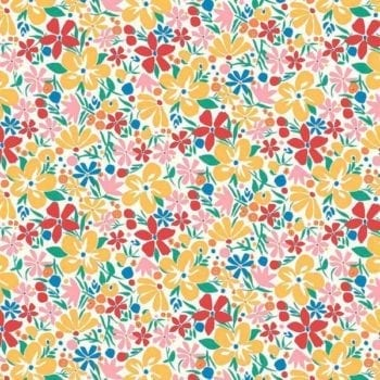 Liberty – Carnaby Collection – Bohemian Bloom 5952C