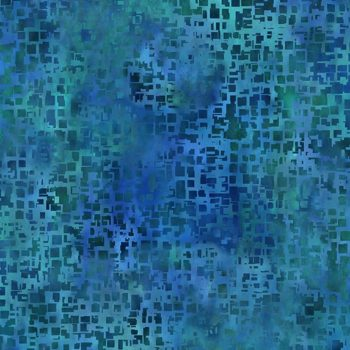 Urban Jungle – Blue Blocks 12UJ-2