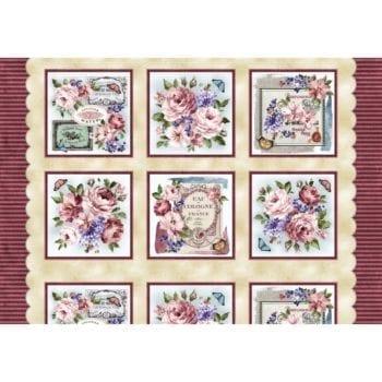 Roses de Provence – DCX9450 Pink
